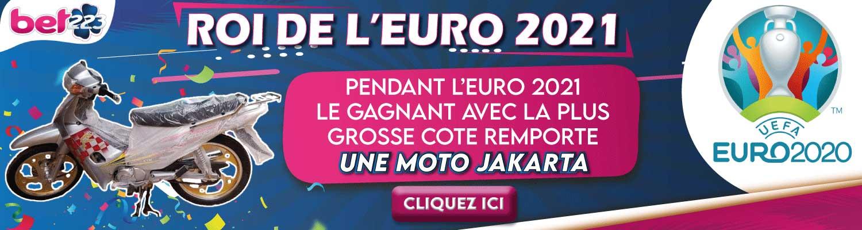 Roi de l'euro 2021